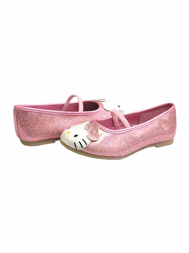 Hello Kitty Pink Lil' Abbey Shoes