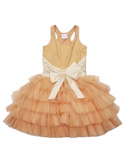 Ooh! La La! Couture Honey/Champagne WOW Anneliese Dress