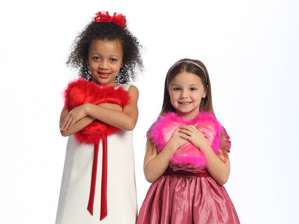 c6b27a3bae How To Choose The Right Flower Girl Dress Color - PinkPrincess.com
