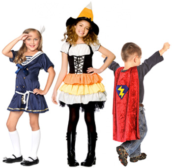 How to Shop for Kid's Halloween Costumes