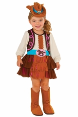 Howdy Cowgirl Costume