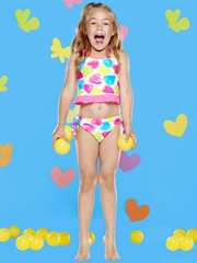 Hula Star Melt My Heart 2PC Tankini