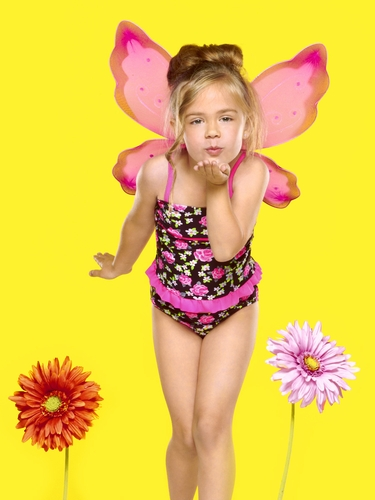 Hula Star Mini Rose 2PC Tankini