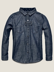 FLASH SALE: IKKS Denim Shirt