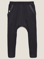 IKKS Navy Blue Trousers