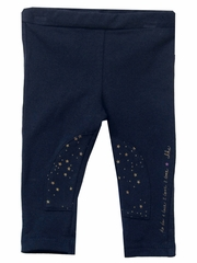 IKKS Navy Leggings