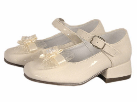 Ivory Dinkie Toddler/Youth Patent