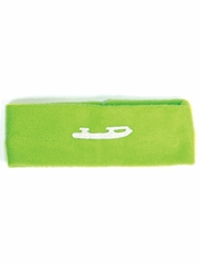 Jerry's 1317 Lime Fleece Blade Headbands