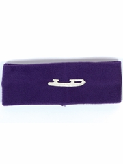 Jerry's 1317 Purple Fleece Blade Headbands