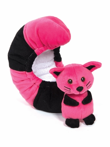 Jerry's 1394 Pink Kitten Critter Tail Covers