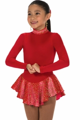 Jerry's 158 Red Finest Fleece Dress
