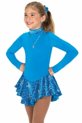Jerry's 158 Turquoise Finest Fleece Dress