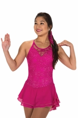Jerry's 212 Fuchsia Lacy Bows Dress