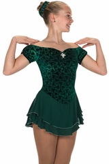 Jerry's 213 Green Gemology Dress