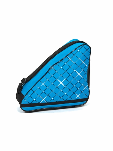 Jerry's 5013 Blue Triangular shaped skate bags