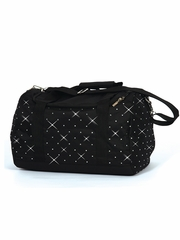 Jerry's 5060 Black Diamond Crystal Carry All Skate Bag