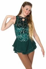 Jerry's 89 Emerald Locket Dress