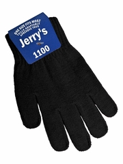 Jerry's 1100 Black Adult Mini Gloves