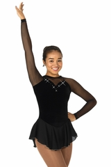 Jerry's 141 Black Diamante Dress