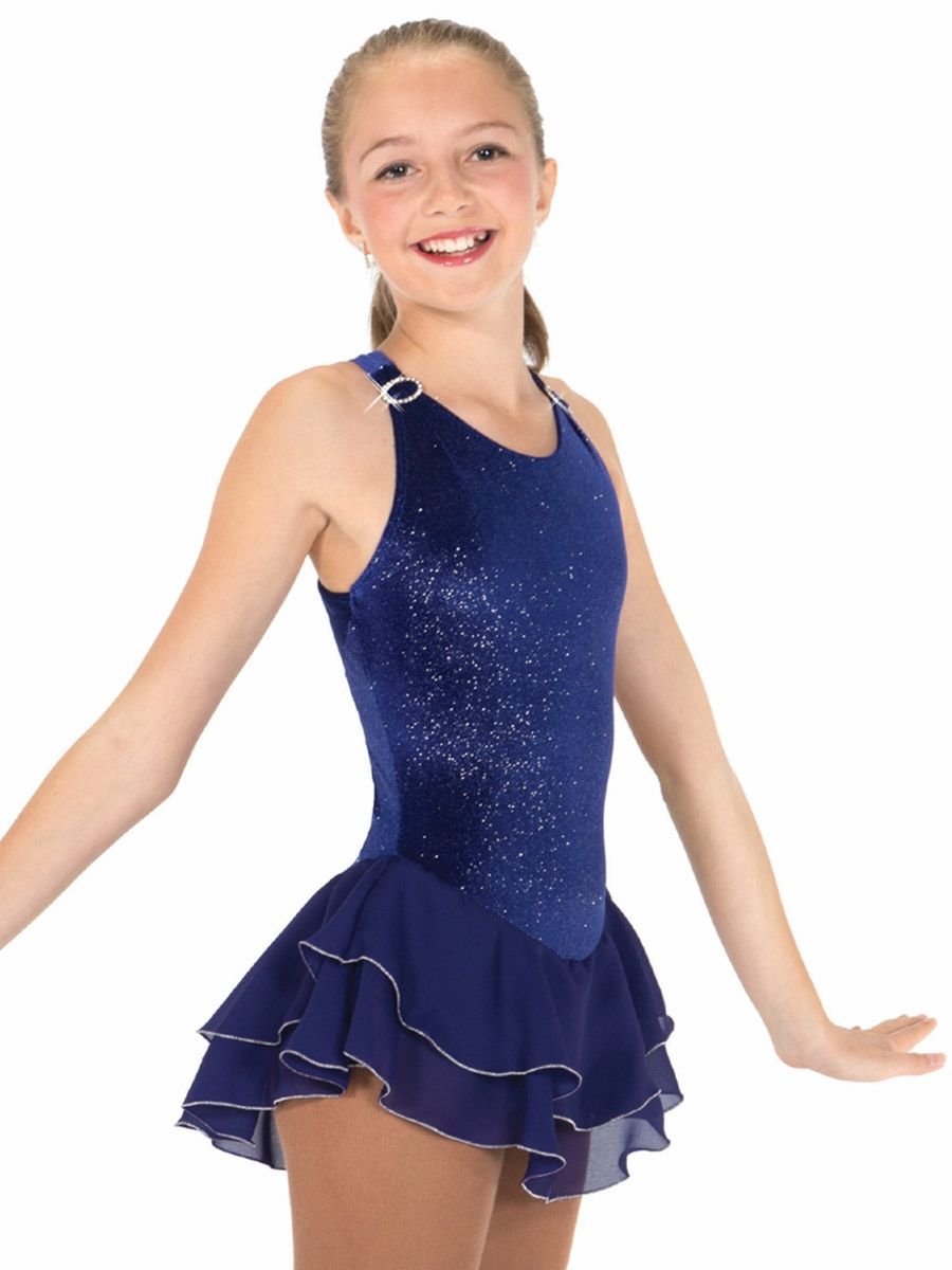 Jerry S Royal Blue Ice Shimmer Dress