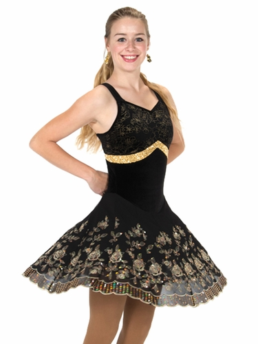Jerry's Broderie Dance Dress