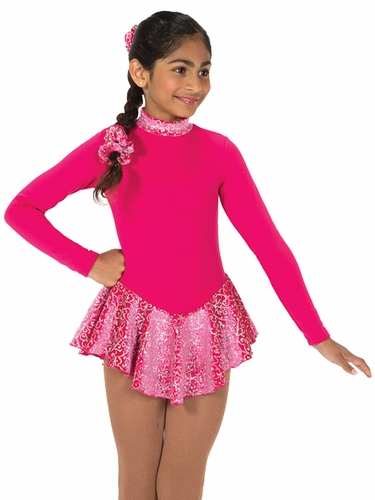 Jerry's Fleece Fire Pink Fantasia Dress