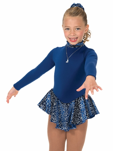 Jerry's Fleece Royal Blue Fantasia Dress