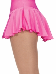 Jerry's 316 Fuchsia Lycra Single Skirt