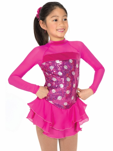 Jerry's Fuchsia Sparkles & Spots Dress