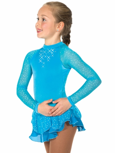 Jerry's 10 Light Blue Starshine Dress