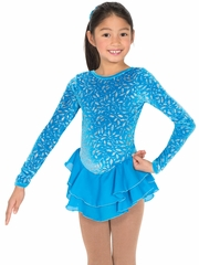 Jerry's Ocean Blue Music Box Dress