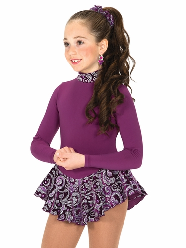 Jerry's Purple Port Fave Fleece Dress