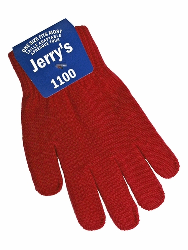Jerry's 1100 Red Adult Mini Gloves
