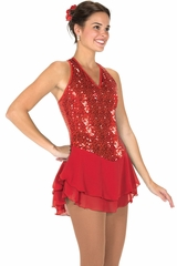 Jerry's 113 Red Sparks & Sparkles Dress