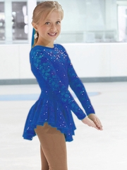 Jerry's 560 Royal Blue 1st Place Lace Dress