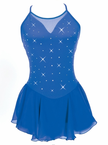Jerry's Royal Blue Mirror Dress