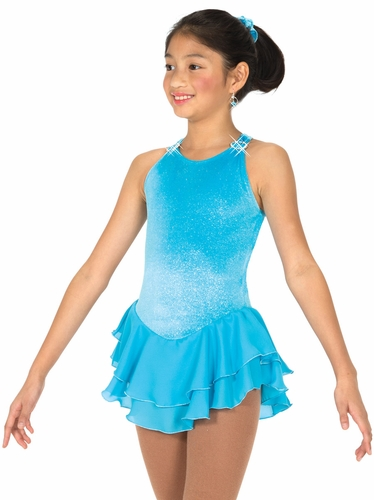 Jerry's Sky Blue Ice Shimmer Dress