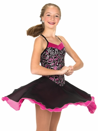 Jerry's Swirl Dance Dress