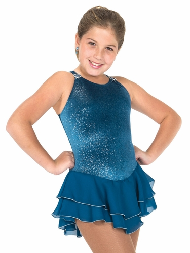 Jerry's Teal Ice Shimmer Dress