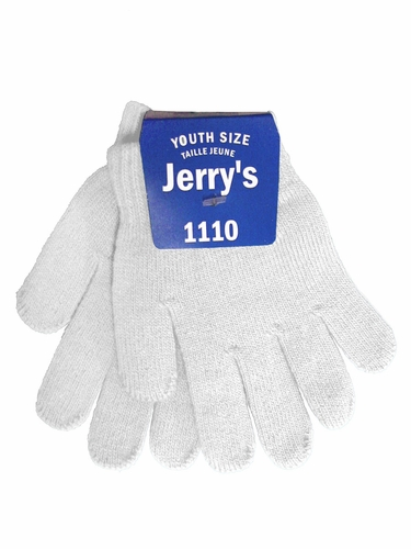 Jerry's 1110 White Children's Mini Gloves