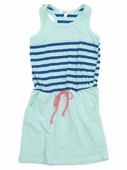FLASH SALE -  Joah Love Danika Mint Sport Dress