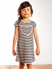 CLEARANCE: Joah Love Eden Stripe Dress