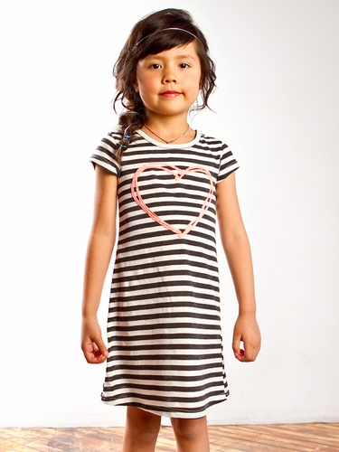 Joah Love Eden Stripe Dress