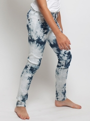Joe's Jeans Electric Blue Acid Wash Jeggings