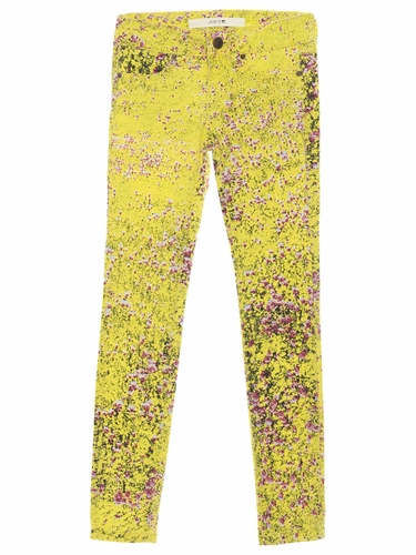 Joes Jeans Field Forever Print Jeggings