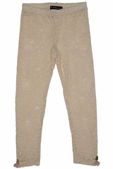 Kate Mack Ivory Sweet Escape Legging
