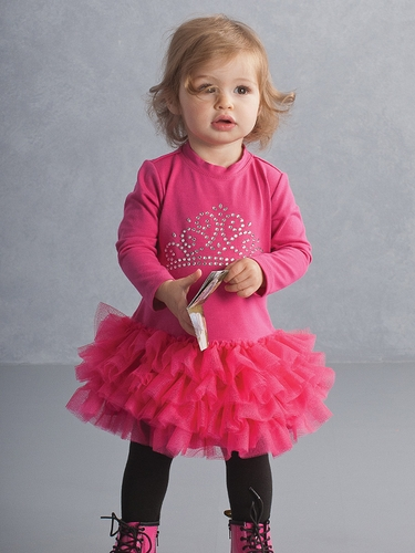 Kate Mack Pink Princess Tutu Dress