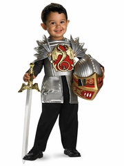 Knight of the Dragons Toddler Costume
