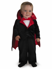 L�Vampire Boys Infant Costume
