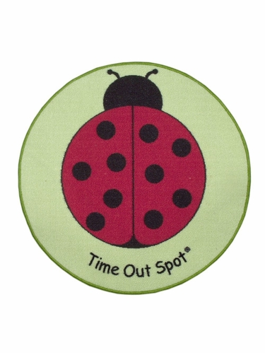 Lady Bug Time Out Spot